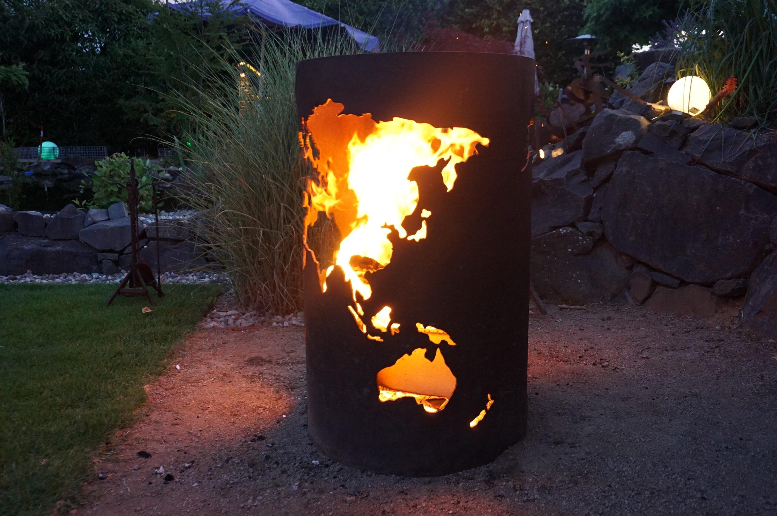 Feuertonne Worldfire