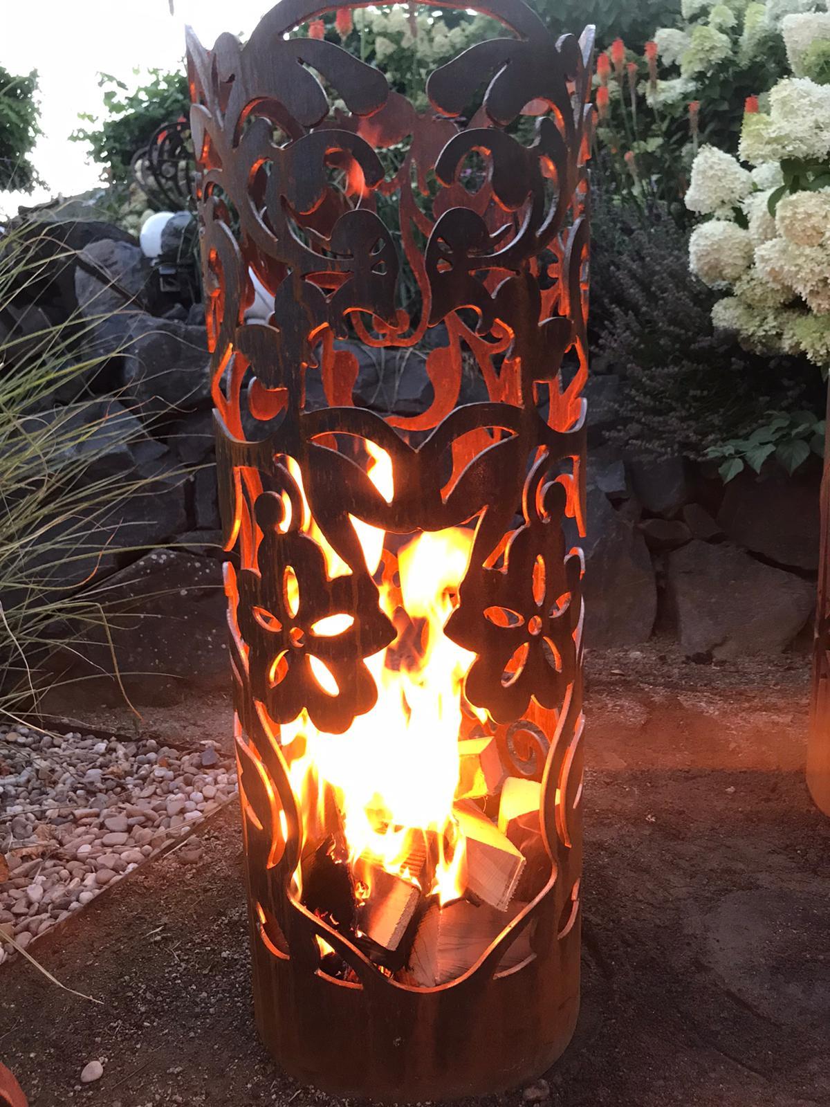 Feuertonne Luminus